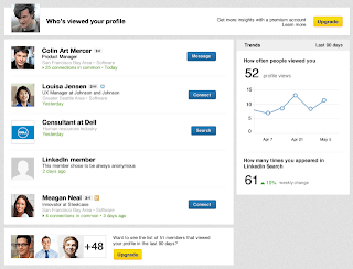 Latest 2013 LinkedIn updates