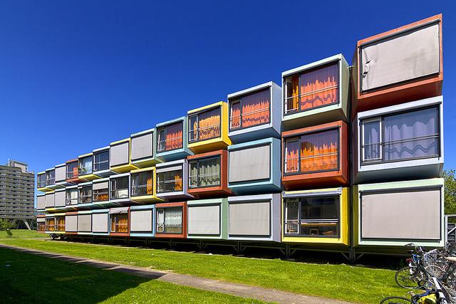 La Capanna: residência para estudantes