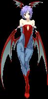 リリス・アーンスランド | Lilith Aensland Mugen Character Download