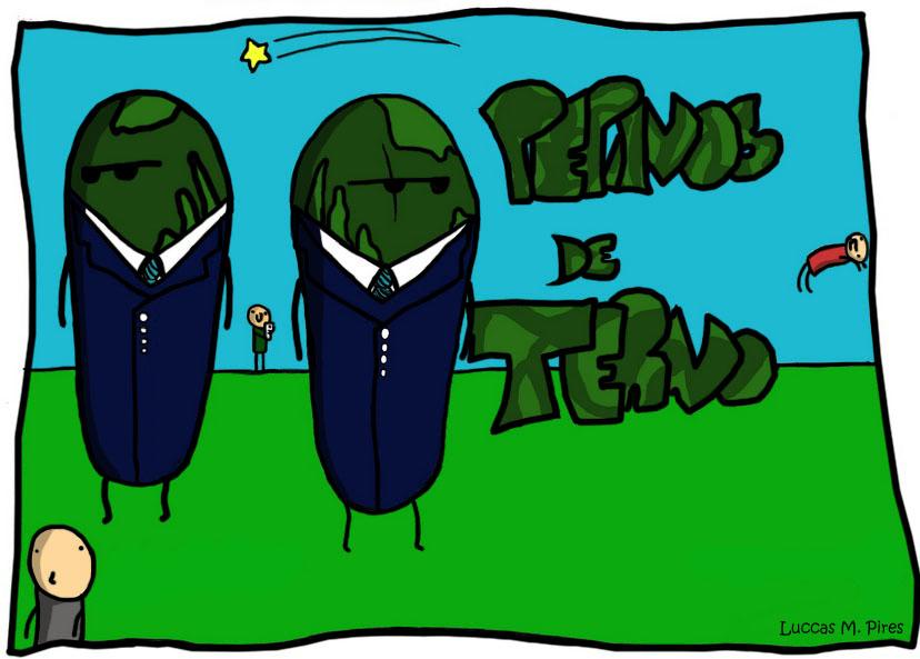 Pepinos De Terno