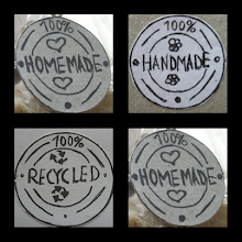 Homemade stickers...