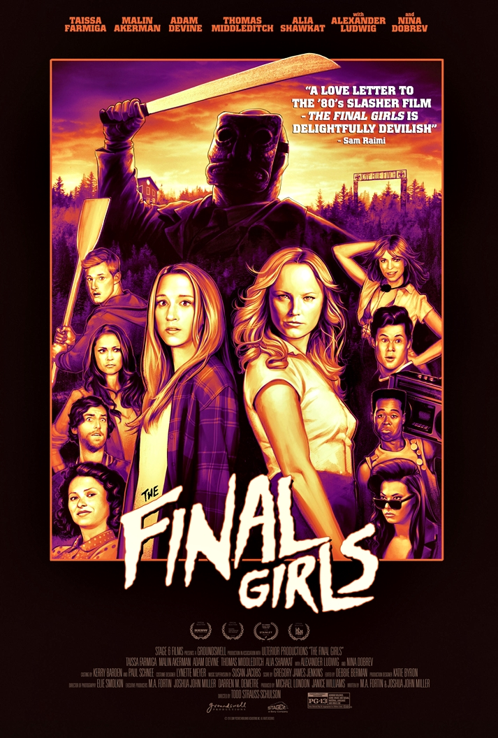 Póster: The Final Girls