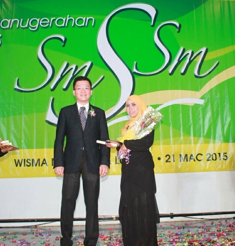 1st Achievement Sales Manager