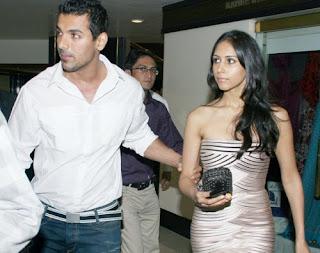 John abrahams new girlfriend priya Marwah