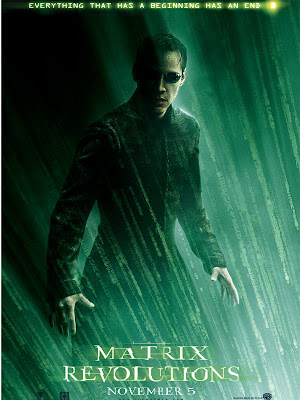 matrix 3 sinema filmi