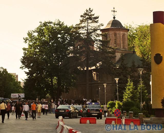 biserica sfantu gheorghe pitesti