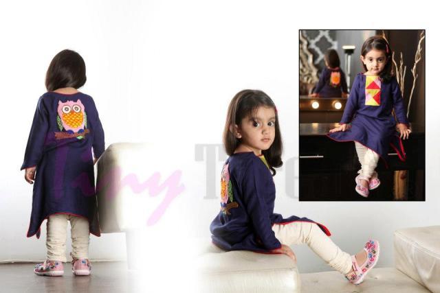 Tiny threads latest eid wedding dresses 2013 kids 13 5b1 5d