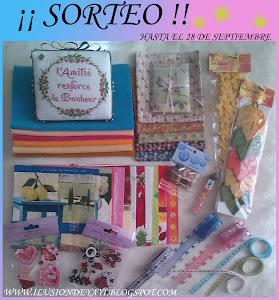 ¡¡ ESTOY DE SORTEO !!