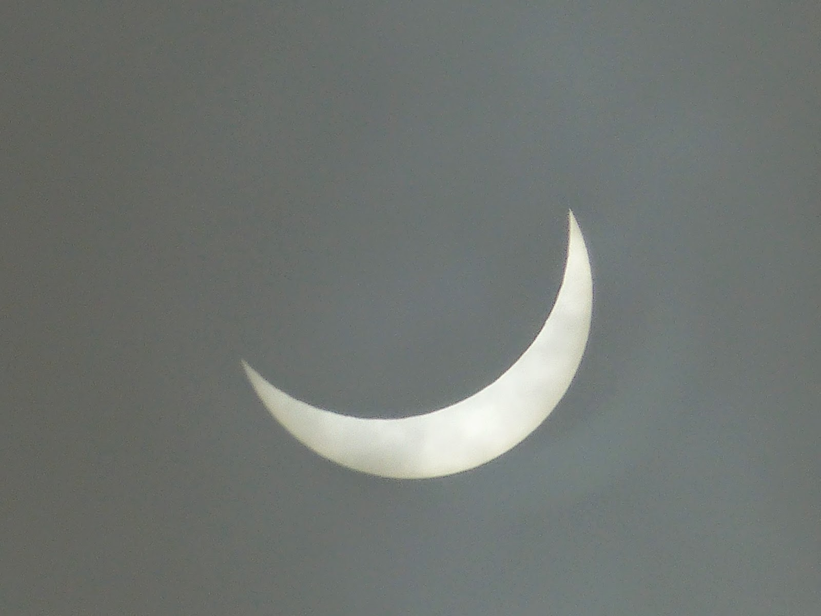 Solar eclipse 20 March 2015 Den Haag, Holland