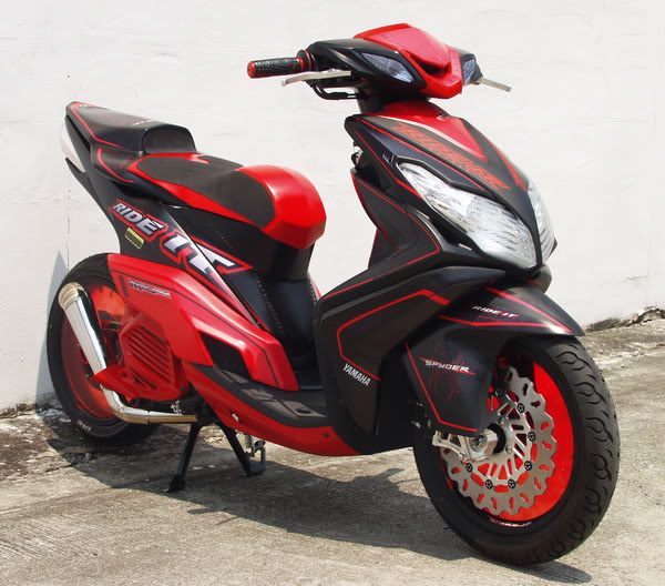 who is not familiar xeon yamaha yamaha indonesia a new automatic motor  title=