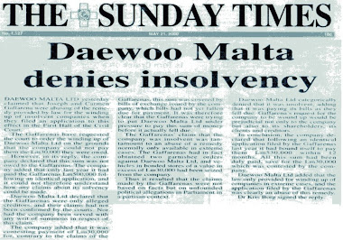 43- John Dalli and the Daewoo Scandal
