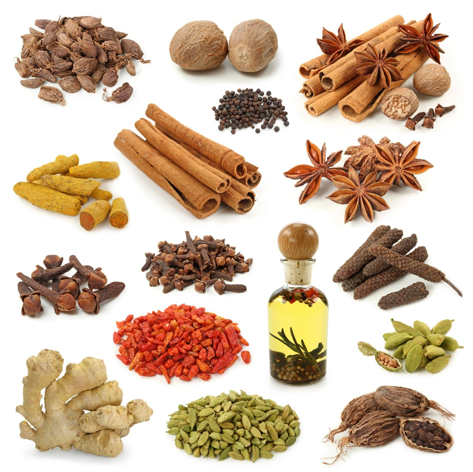spices indian spices