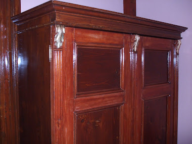 Reconditioned Wardrobe- Same as Above