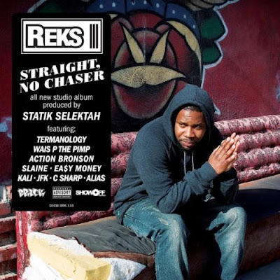 Reks – Straight, No Chaser (CD) (2012) (FLAC + 320 kbps)
