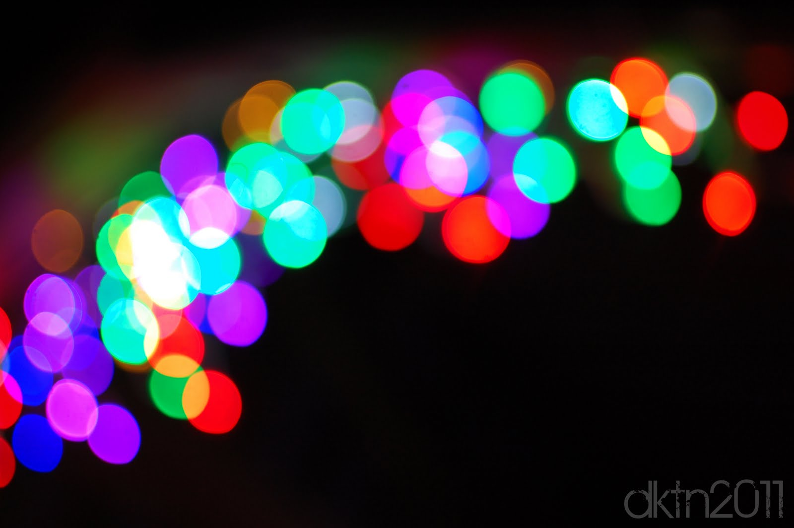 Rainbow Bokeh | shifty...