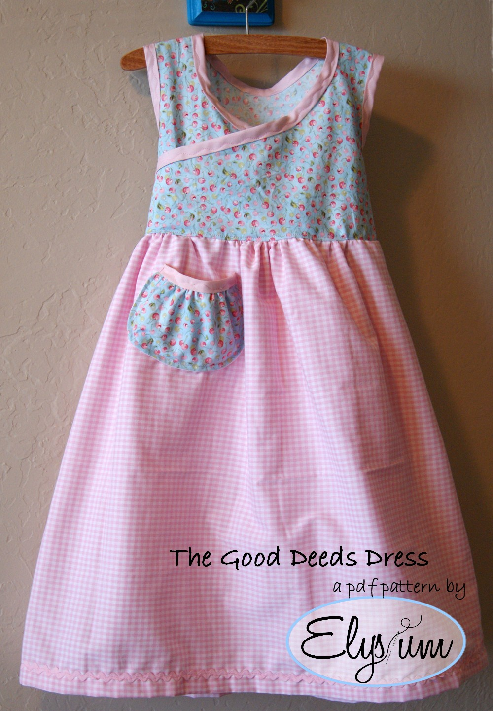 Night Owl's Menagerie: The Good Deeds Dress