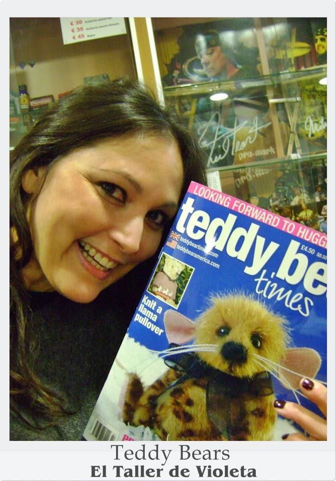 Revista Teddy Bears Time 2013