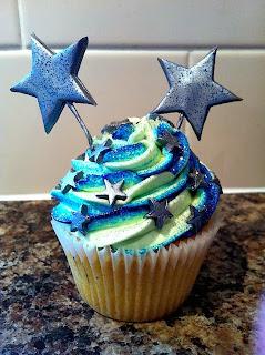 Cupcakes Azules, parte 6