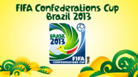 confederation cup 2013 fixture