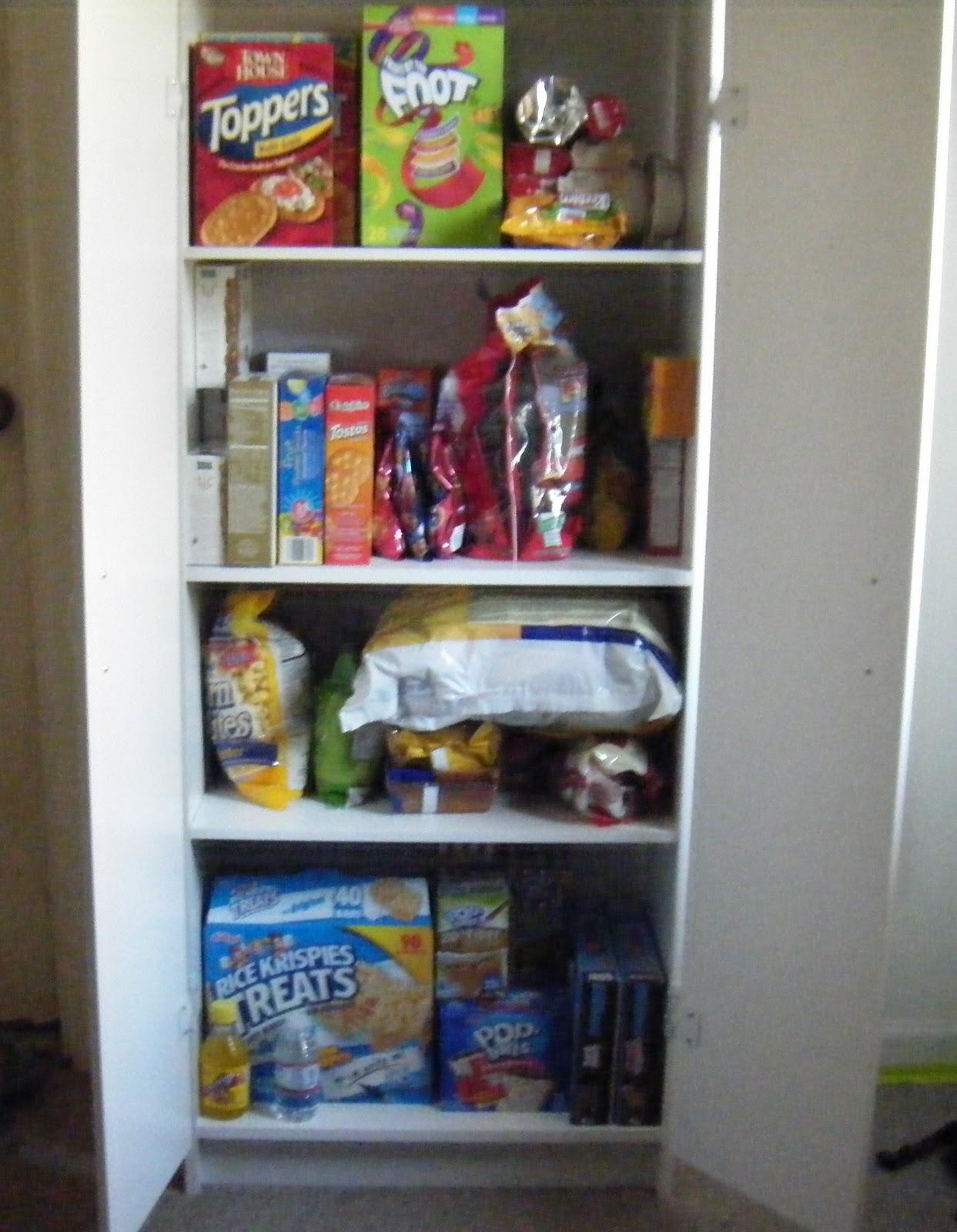 JunkFood Cabinet