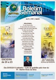 Boletim Semanal, n 996