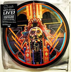 Clutch Earth Rocker Live
