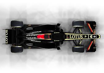 #9 Lotus F1 2013 Wallpaper