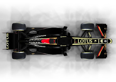 #9 Lotus F1 2013 Wallpaper