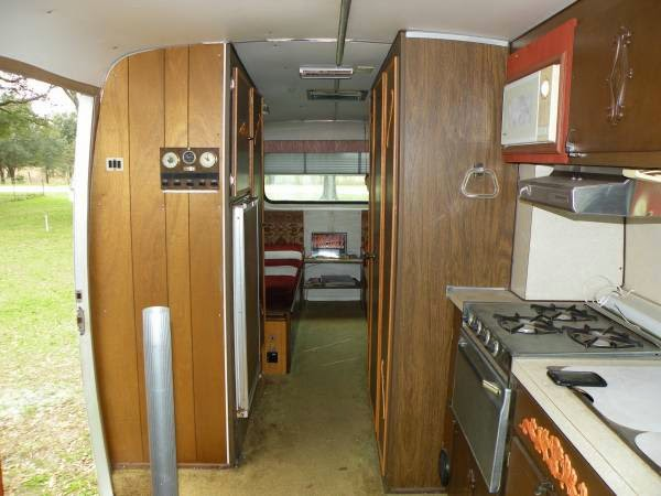 Used Rvs 1972 Travco 220 Rv For Sale By Owner