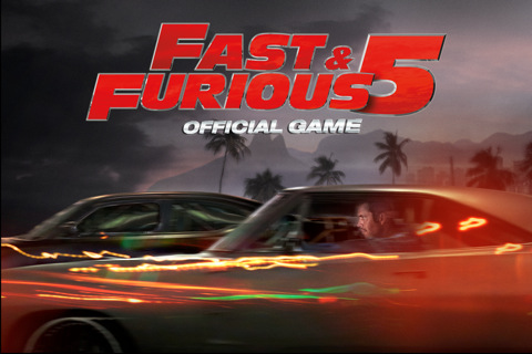 Fast And Furious 5 (iPhone,Ipod,Ipad)
