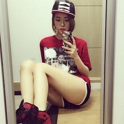 Foto Model DJ Soda