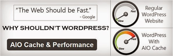 AIP Cache performance plugin for WordPress