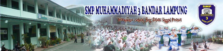 SMP Muhammadiyah 3 Bandar Lampung