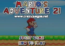 Jugar 3D Mario's Adventure 2 - www.crazyjuegos.net