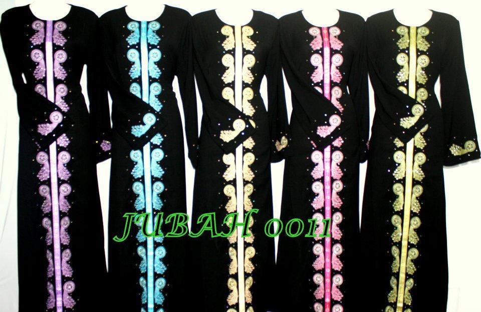 koleksi jubah terkini