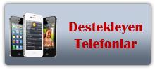 FlexiSpy Destekleyen Telefonlar