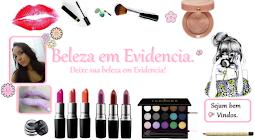 ✿ Blog Beleza em Evidência ✿