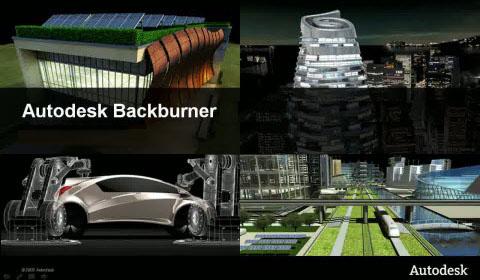 Maya Backburner 2012.1.1
