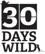 30 DAYS WILD - GIUGNO 2016