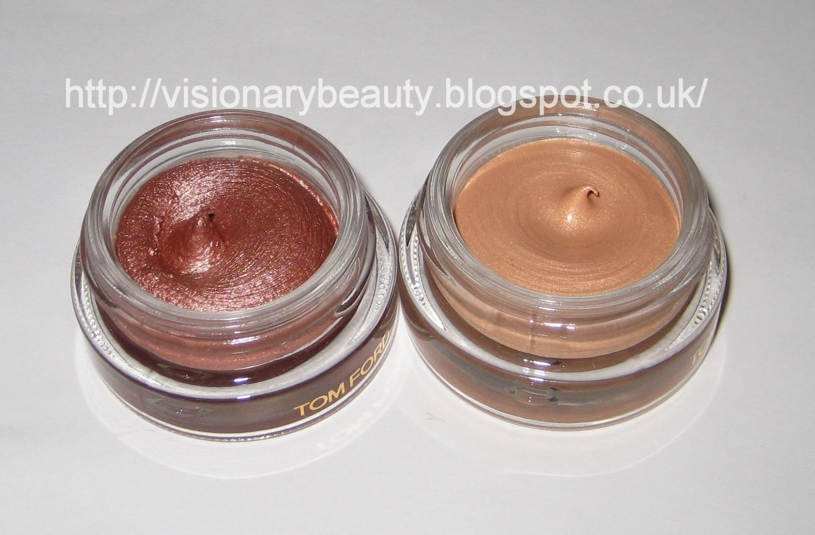 Visionary Beauty  Tom Ford Summer 2013  Cream Colour for Eyes in