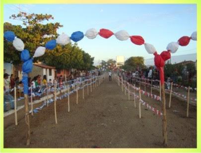 Corrida de Argolinha - Abóbora