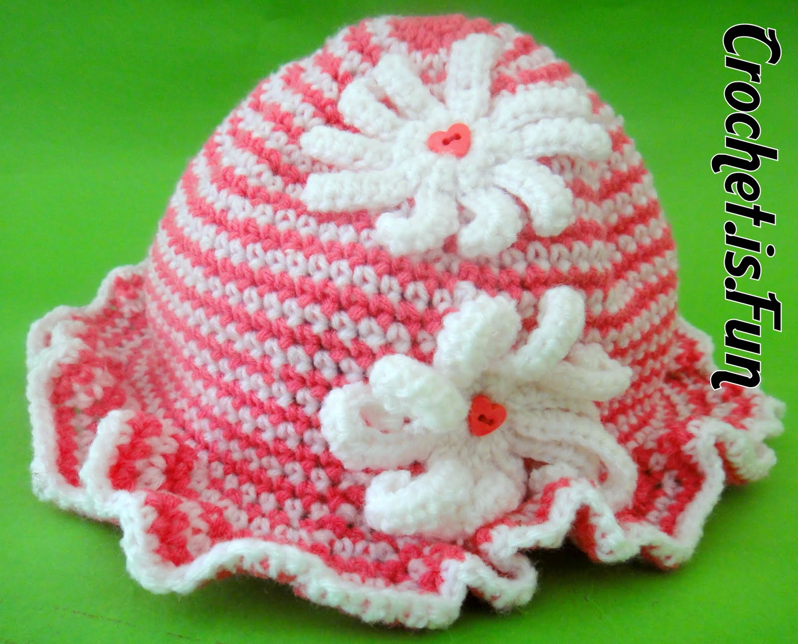 Crochet.is.Fun: Kopiah and hat~