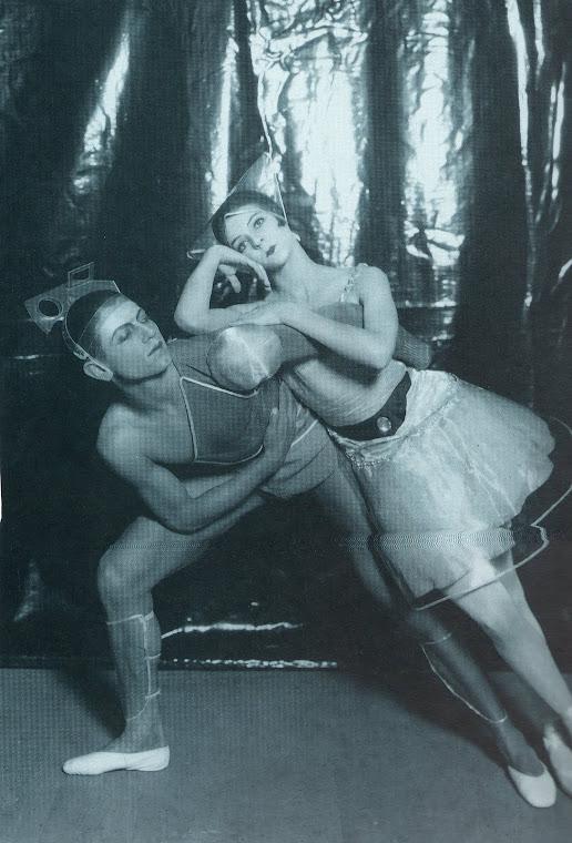 LIFAR, Serge e Alice NIKITINA.