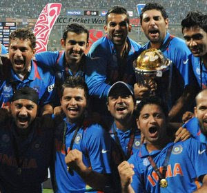 Indian Cricket Team 2011