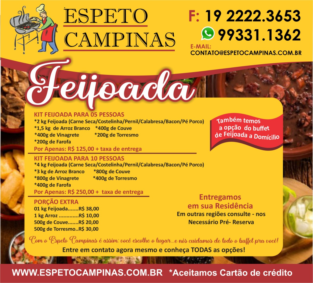 Buffet Espeto Campinas
