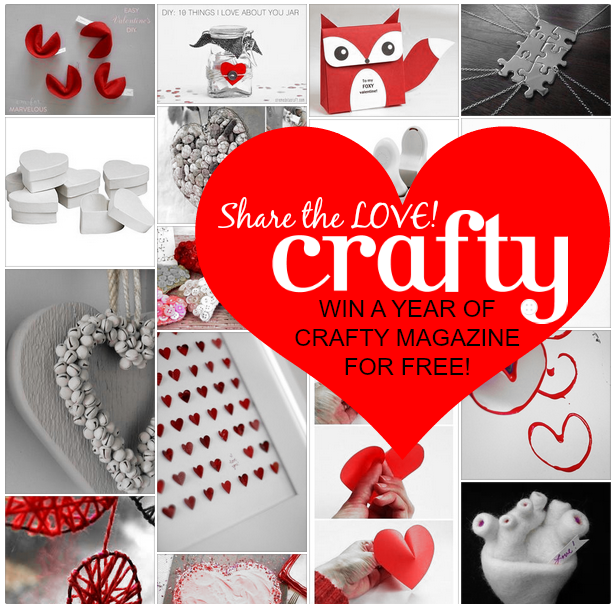 crafty magazine competition