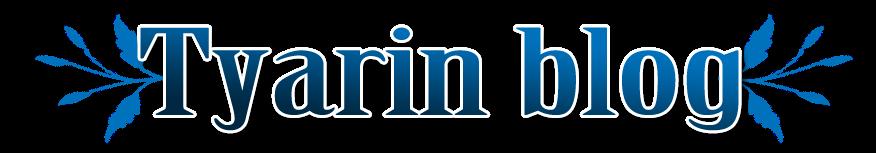 Tiarin blog