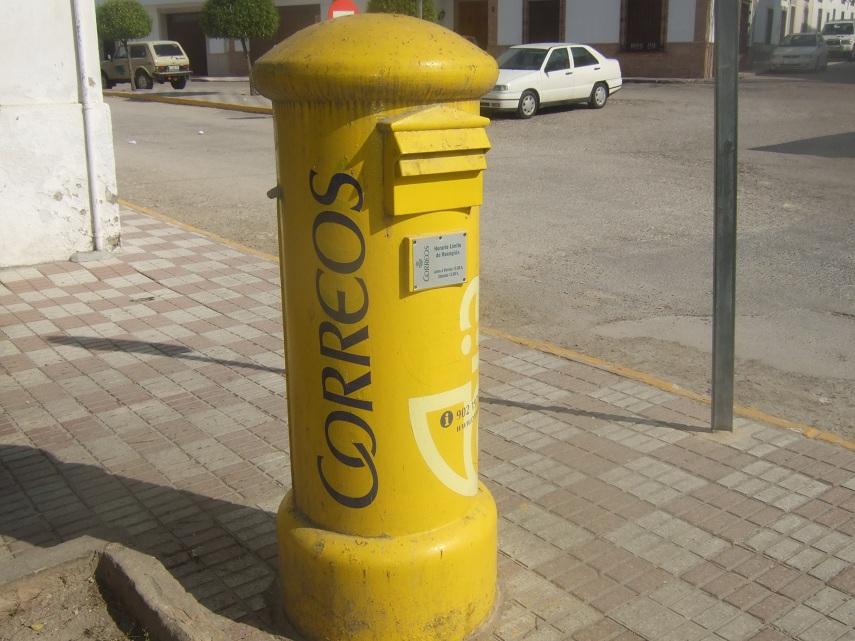 Lopera digital los buzones de correos est n en v as de - Buzon de correos ...