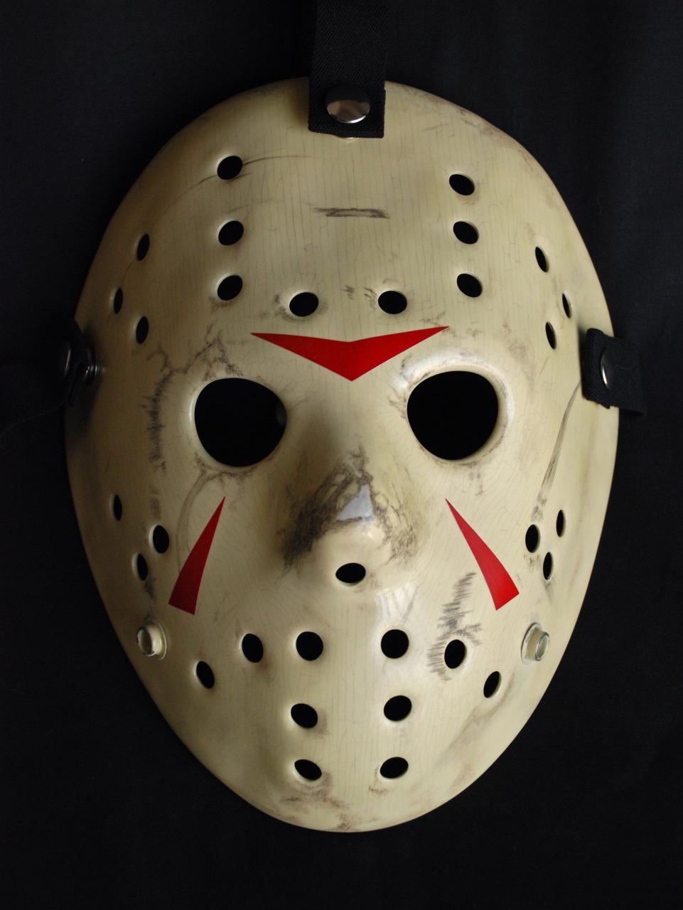 Как сделать маску джейсона
