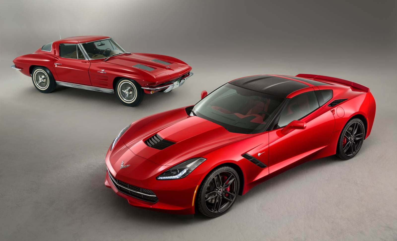 Chevrolet Corvette 2014 C7 Um Aut 234 Ntico Stingray Car
